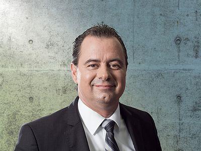 Geschäftsführer der G2Plus GmbH Herr Wolff
