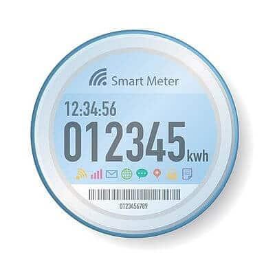 Smart Meeter Stromverbrauchsmesser
